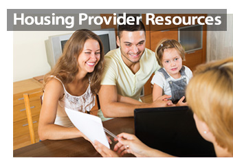 housing provider resources